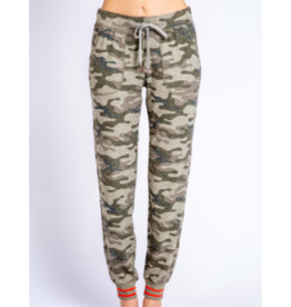 Command Camo Banded Pant Pants