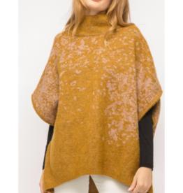 Mindi Poncho Sweater