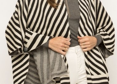 Sweaters + Wraps