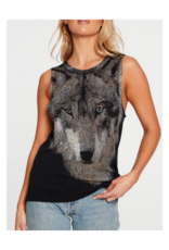 Lone Wolf Muscle Tank