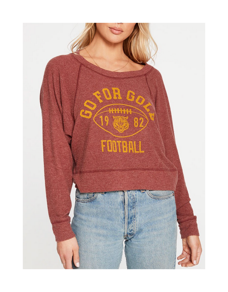 Go For Gold Pullover
