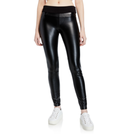 Faux Leather London Pants Pants