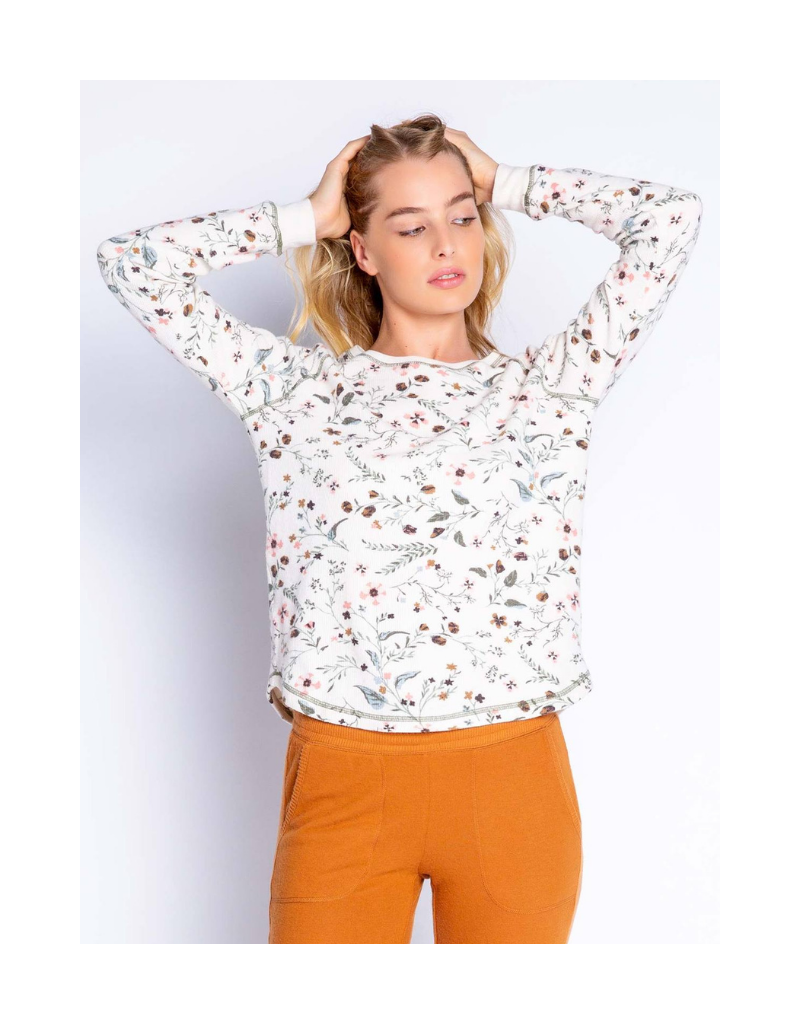 Glamping Life Thermal Top Top