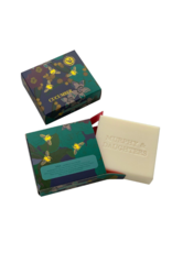 Rectangular Boxed Soap - Cucumber