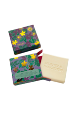 Rectangular Boxed Soap - Violet