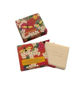 Rectangular Boxed Soap - Frangipani