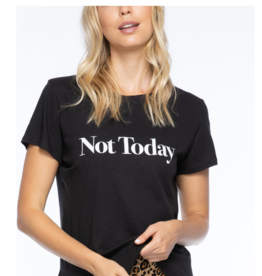 Not Today Loose Tee Top