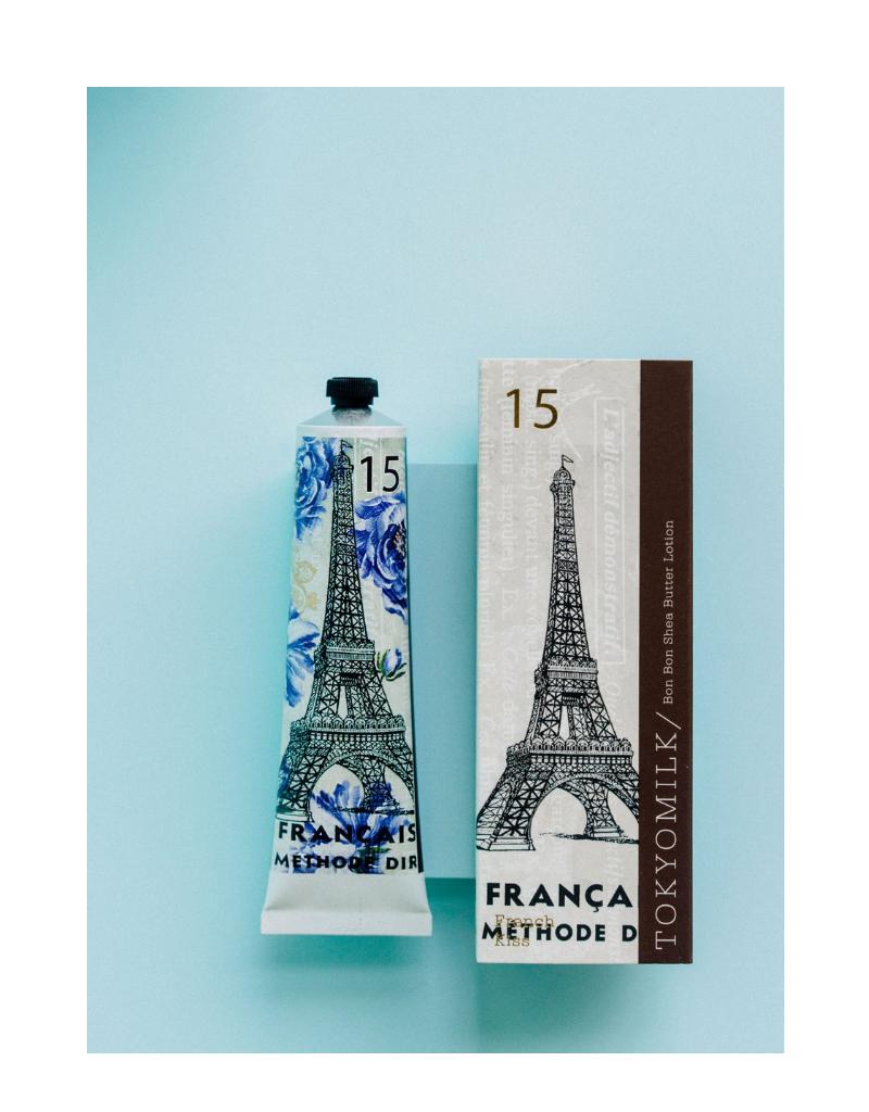 Tokyo Milk No. 15 French Kiss Bon Bon Shea Butter Lotion