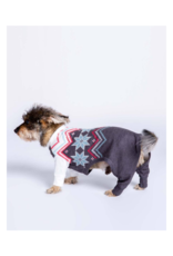 Fair Isle Dog Sweater