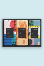 Sweet + Savory Three Bar Dark Collection