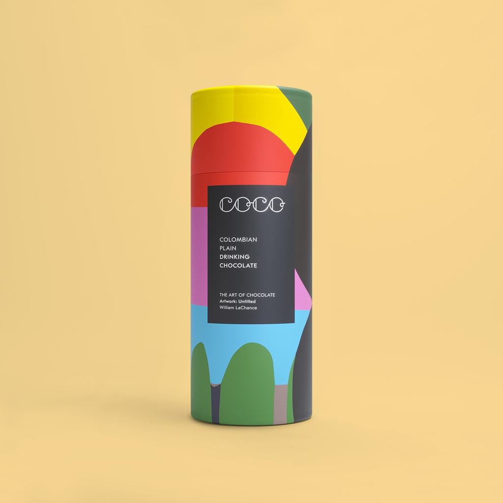Sweet + Savory Colombian Drinking Chocolate
