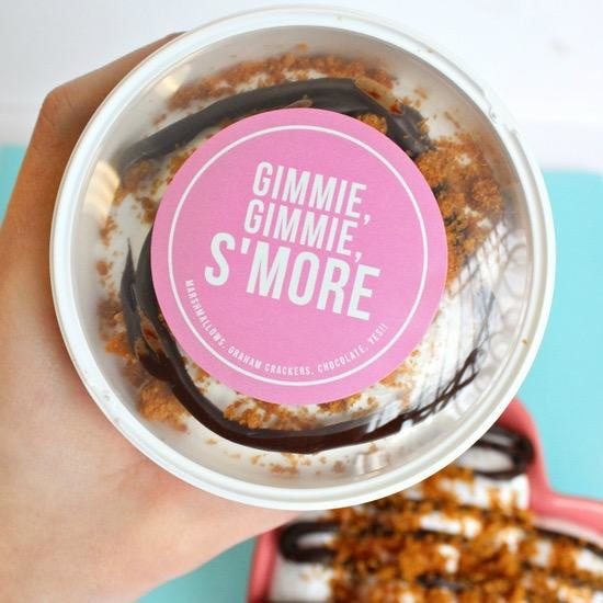 Gimme Gimme S'More Ooey Marshmallow Goodness