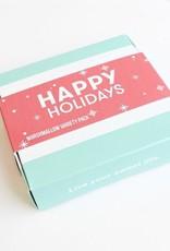 Happy Holidays Ooey Marshmallow Goodness