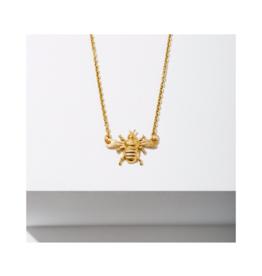 Mini Bee Necklace