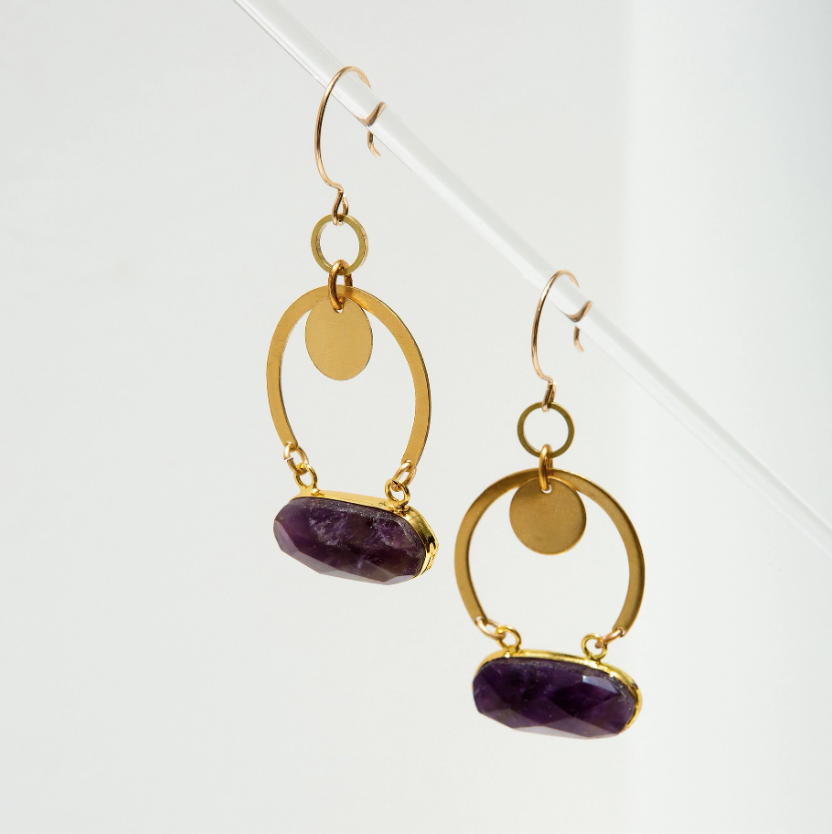 Geneva Earrings