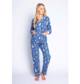 Flannel PJ Set Intimates + Sleepwear
