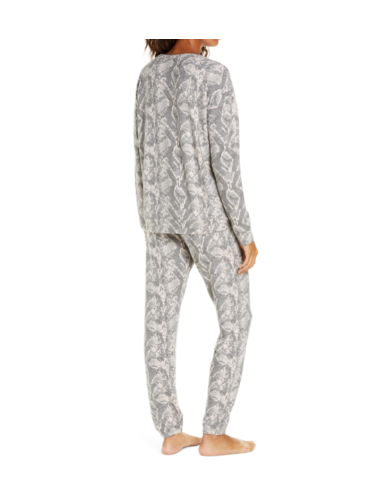 Animal PJ Set Intimates + Sleepwear