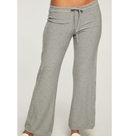 Cozy Knit Paneled Lounge Pant Pants