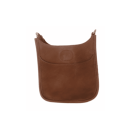 Vegan Leather Messenger