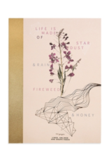 Fireweed and Honey Clothbound Notebook