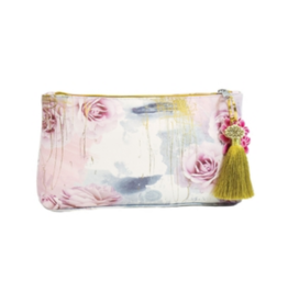 Truth to Power Small Tassel Pouch