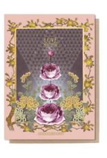 Love Multiplies Greeting Card