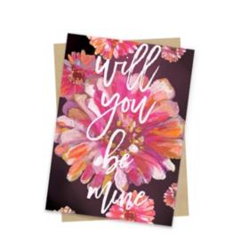 Be Mine Mini Card
