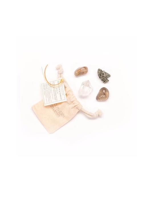 Manifestation & Divination Crystal Kit