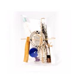 Tranquility & Peace Ritual Kit