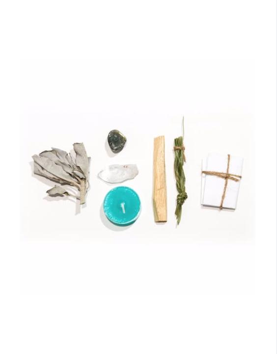 Mini Focus & Awareness Ritual Kit