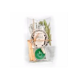 Mini Wealth & Abundance Ritual Kit