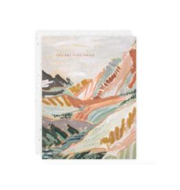 Mountain Road Card