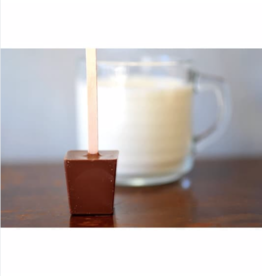 Sweet + Savory Hot Chocolate on a Stick
