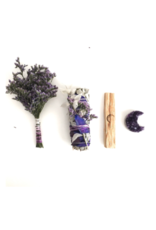Cresent Moon Smudge Kit