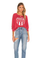 Coca Cola Stars & Stripes Top