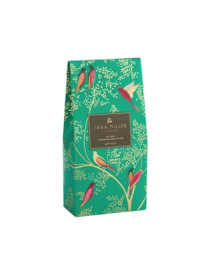 Sara Miller  Fig Leaf, Cardamom, & Vetiver Bath Salts