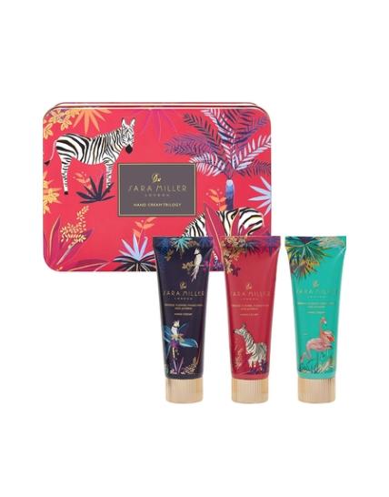 Sara Miller Hand Cream Trilogy in Tin