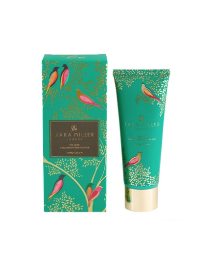 Sara Miller Fig Leaf, Cardamom, & Vetiver Hand Cream