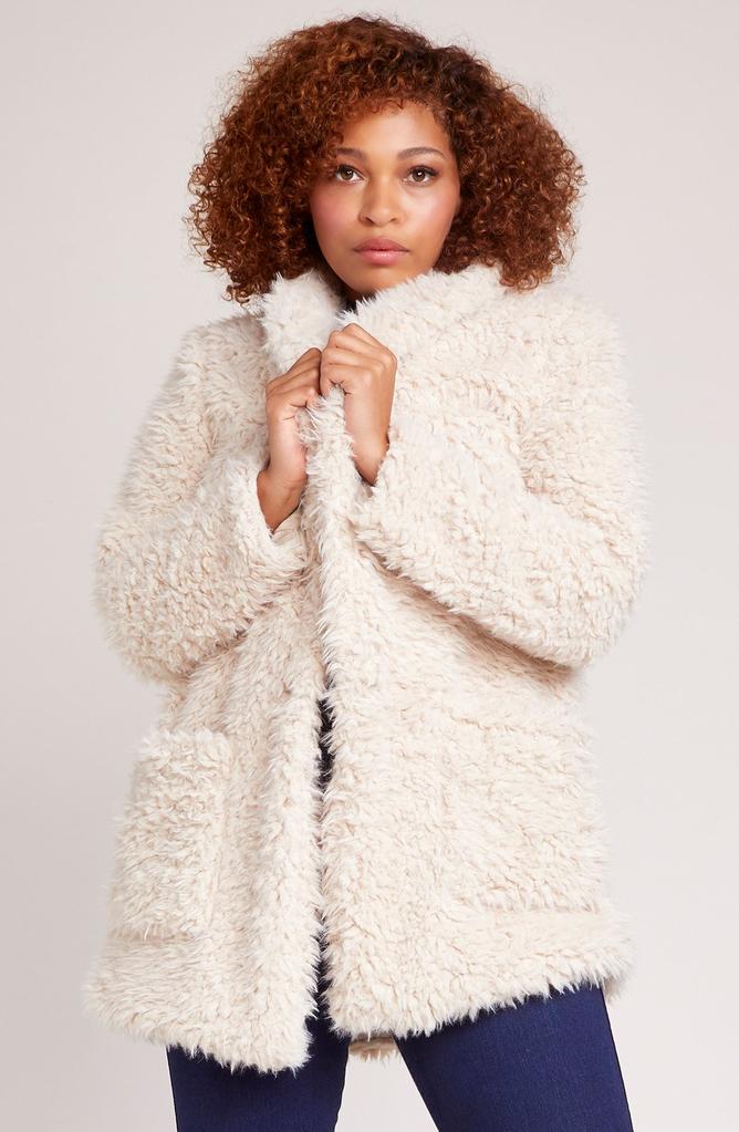 Fur Mix-A-Lot Jacket