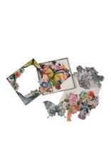 Christian Lacroix Frivolites Fan Diecut Boxed Notecards