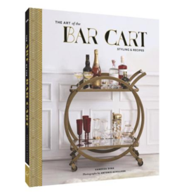 The Art of the Bar Cart by: Vanessa Dina
