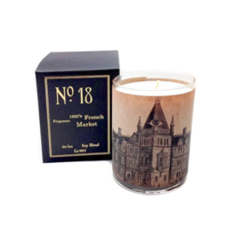 No 18 1920's French Market Candle