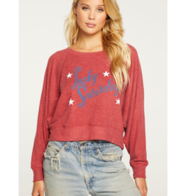 Lucky Saturday Sweater