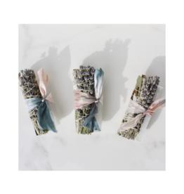 White Sage + Eucalyptus Smudge Stick
