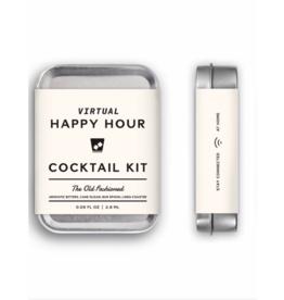 Virtual Happy Hour Kit - The Old Fashioned