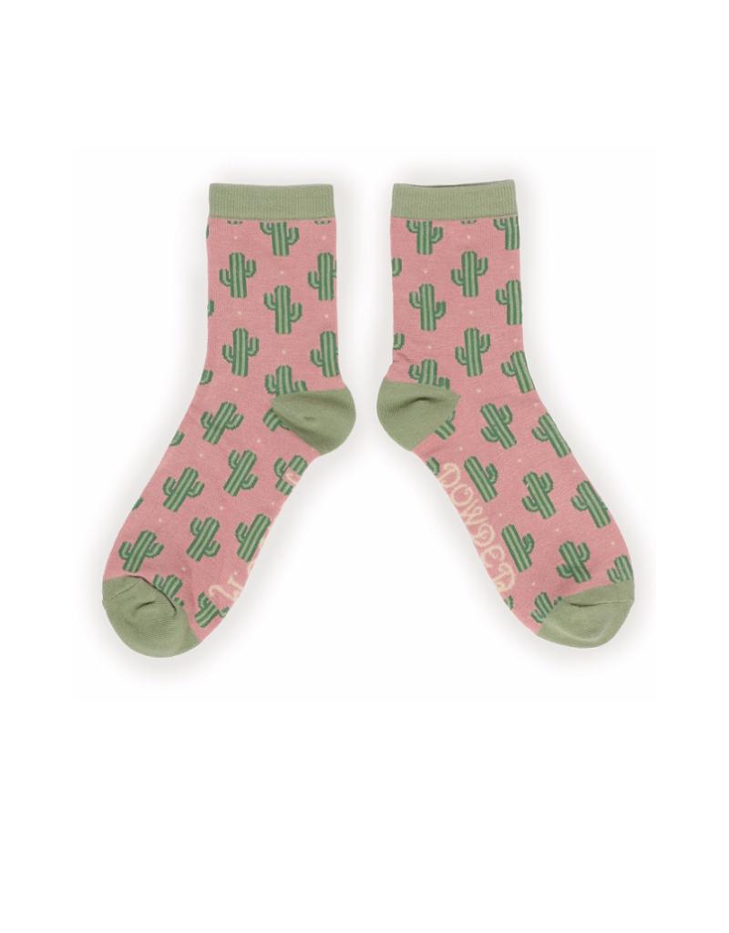 Cacti Ankle Sock