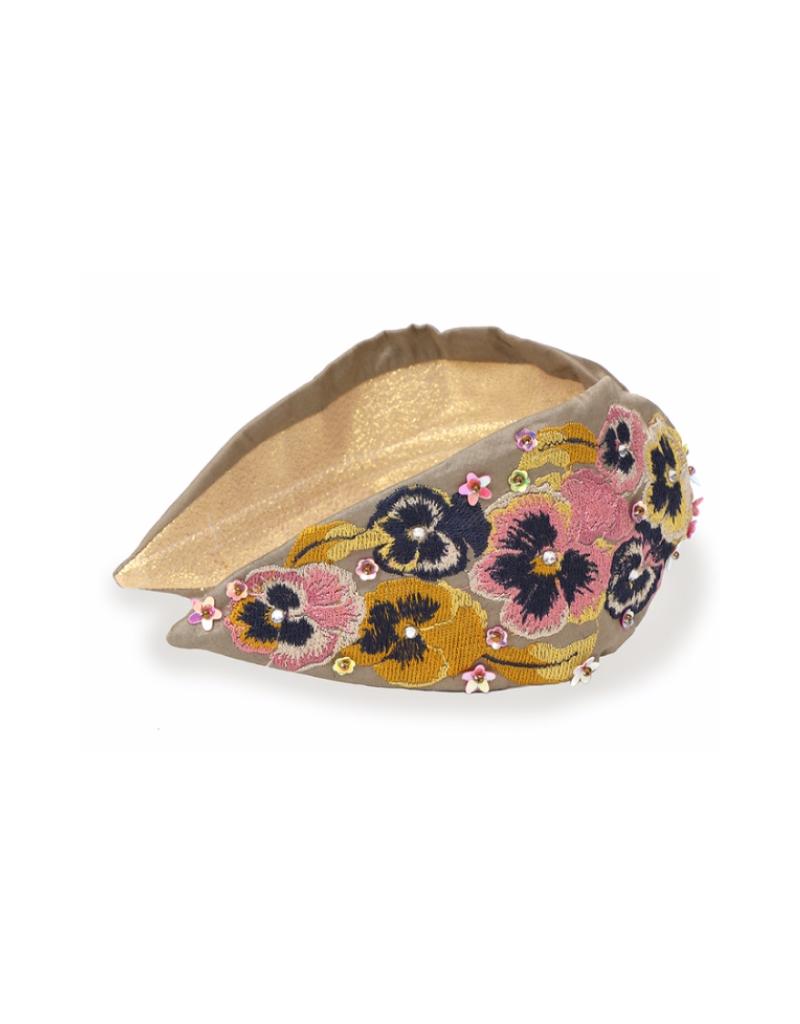 Pansy Headband