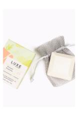 Luxe Lemongrass + Ginger Shower Steamer Fizzy Bomb