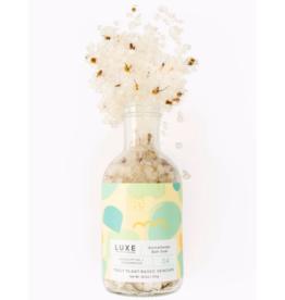 Luxe Eucalyptus + Cedarwood Aromatherapy Bath Salt Soak