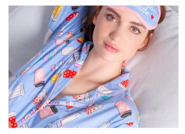 Sleepwear + Intimates